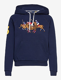Fleece Hoodie - hoodies - cruise navy