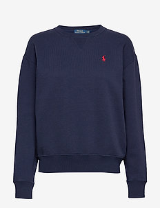 Fleece Pullover - sweatshirts - cruise navy
