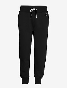 Fleece Sweatpant - sweatpants - polo black