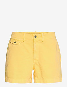 Cotton Chino Short - chino shorts - oasis yellow