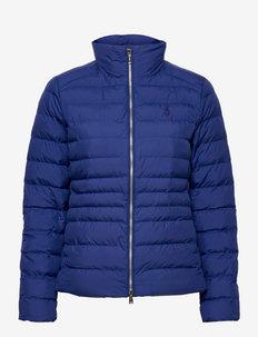 Packable Jacket - forede jakker - beach royal