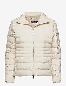 Packable Jacket - forede jakker - guide cream