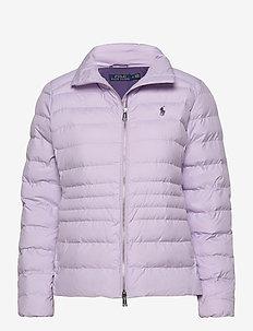 Packable Jacket - forede jakker - pastel violet