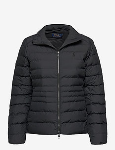 Packable Jacket - fôrede jakker - polo black