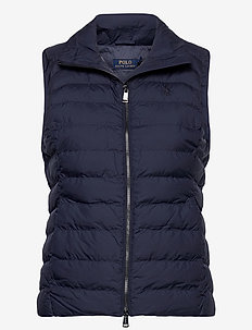 Packable Vest - vadderade västar - aviator navy