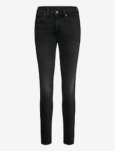 Tompkins Skinny Jean - skinny farkut - washed black