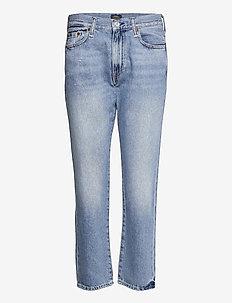 Avery Boyfriend Jean - boyfriend jeans - light indigo