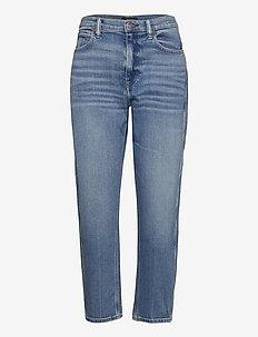 Hudson Jean - mom jeans - medium indigo