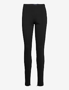 Stretch Skinny Pant - trousers with skinny legs - polo black