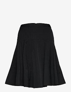 BROADCLOTH-SKT - midi kjolar - polo black