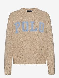 Polo Crewneck Sweater - jumpers - multi