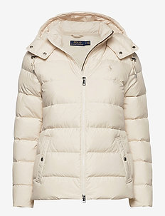 Belmont Down-Filled Jacket - guide cream