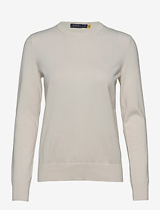 PIMA JSY STRETCH-LSL-SWT - trøjer - collection cream