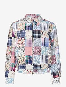 Patchwork Jacket - lichte jassen - patchwork