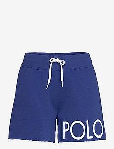 Polo Fleece Short - lühikesed vabaajapüksid - beach royal