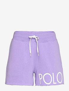 Polo Fleece Short - casual korte broeken - cruise lavendar
