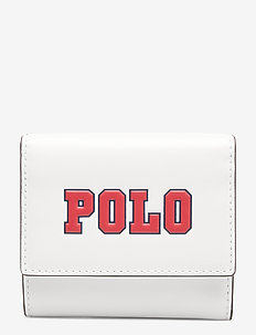 VARSITY POLO NAPPA-CMP WALLET-WLT-S - OPTIC WHITE