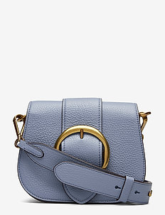 Pebbled Leather Lennox Bag - CHAMBRAY