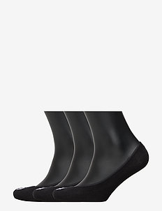 Ultralow Liner Sock 3-Pack - BLACK