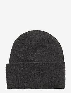CH/NYL/LY-CASH FLTD CUFF HAT - BRISTOL HTHR