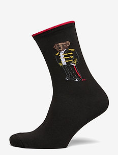 COTTON-CRS-ADMIRAL BEAR - chaussettes - multi