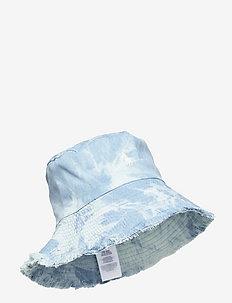 Denim Bucket Hat - chapeau de seau - chambray