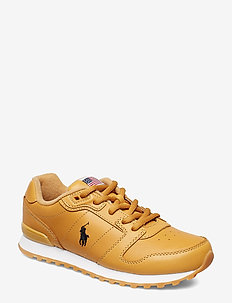 Classic Runner Leather Sneaker - HONEY