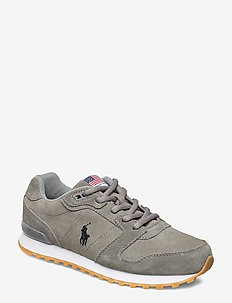 Classic Runner Suede Sneaker - GREY
