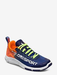 Polo Sport Tech Ombré Sneaker - OMBRE MULTI