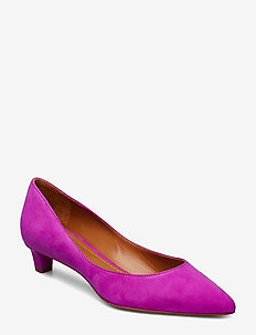 LUXE SUEDE-SABRYNA-PM-DRS - BRIGHT MAGENTA