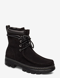 MIKAYLA-BOOTS-CASUAL - BLACK