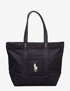 PP TOTE-TOTE-CANVAS - NAVY