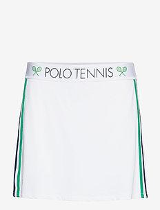 Wimbledon Tennis Skort - PURE WHITE