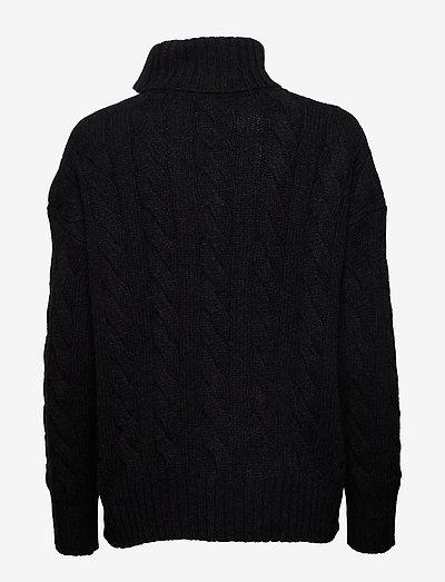 Polo Ralph Lauren 70/30 Wool/cash Cbl-lsl-swt- Strickmode s8lzZzIX