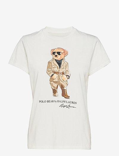 SFRI BR RL T-SHORT SLEEVE-KNIT - t-shirts - nevis