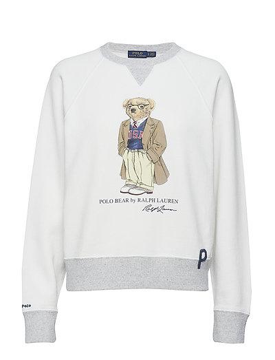 Usa Bear Pullover (Deckwash White) (649.50 kr) Polo Ralph Lauren |