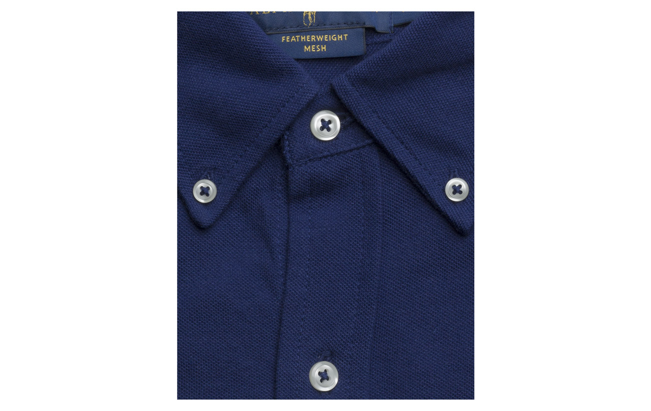 Polo Ralph New Cotton Forest Mesh Classic Shirt Fit Lauren rrTqPd