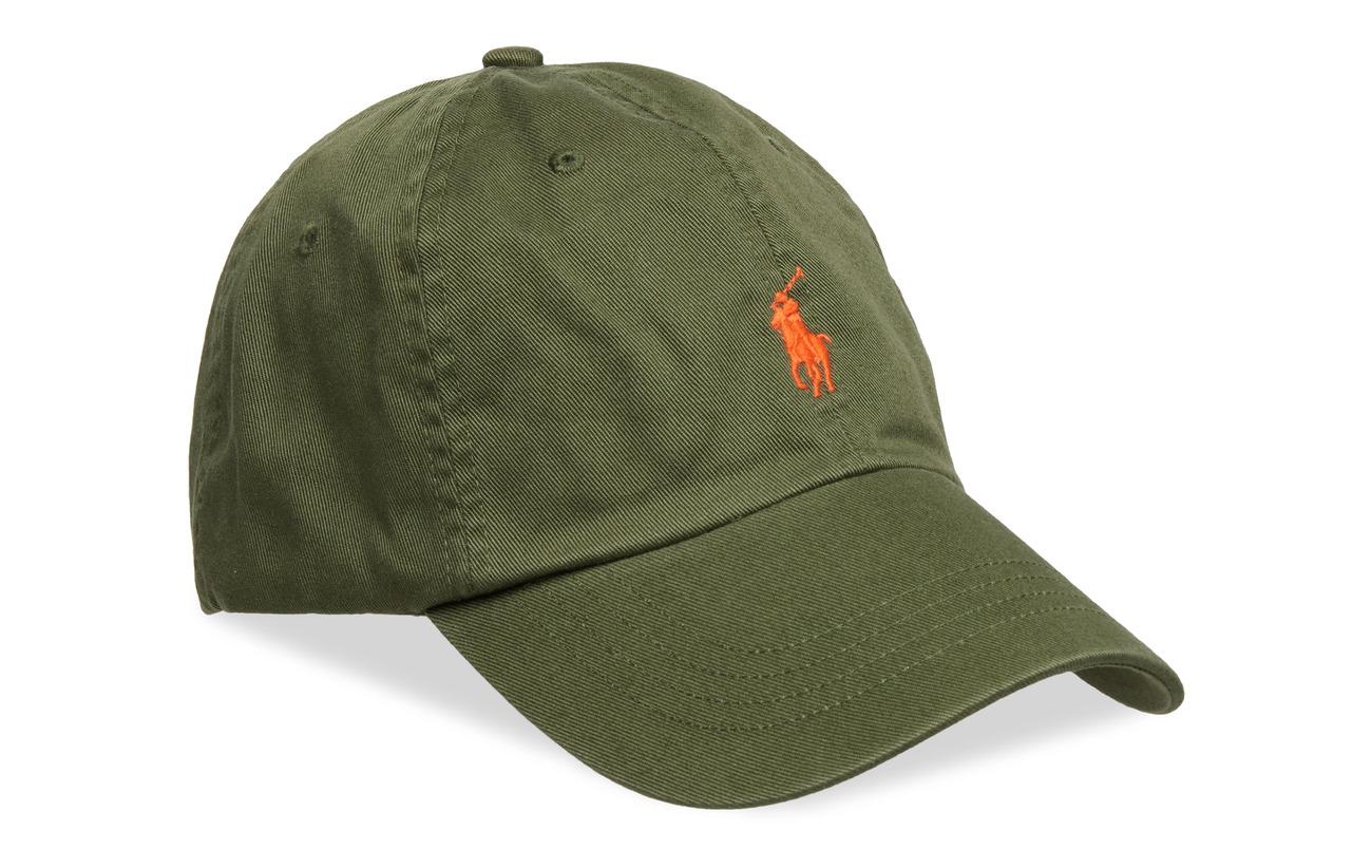 Polo Ralph Lauren CLSSPRTCAP-HAT - SUPPLY OLIVE