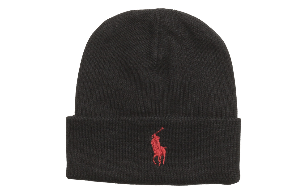 Polo Ralph Lauren COTTON-HAT - POLO BLACK