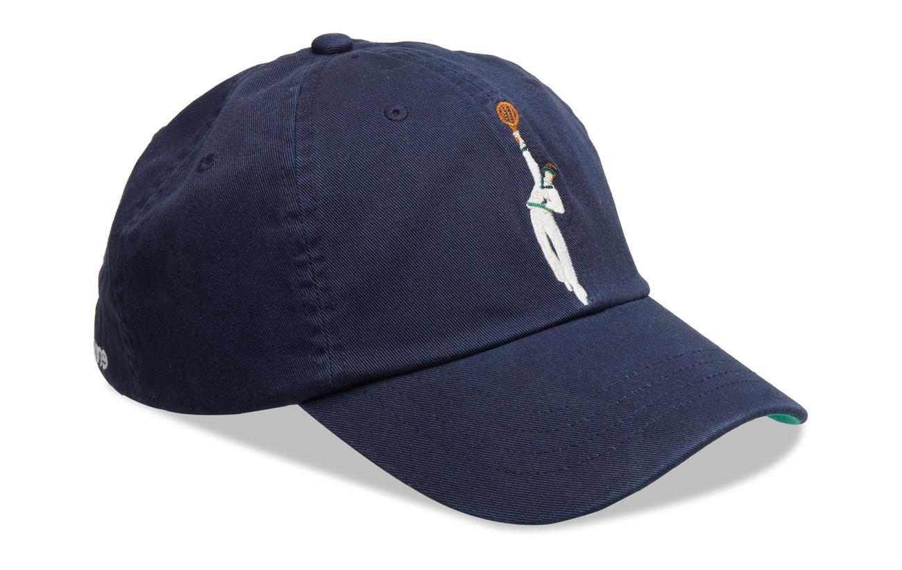 Twill NavyPolo Capnewport Cotton Wimbledon Ralph Lauren QexCWdBroE