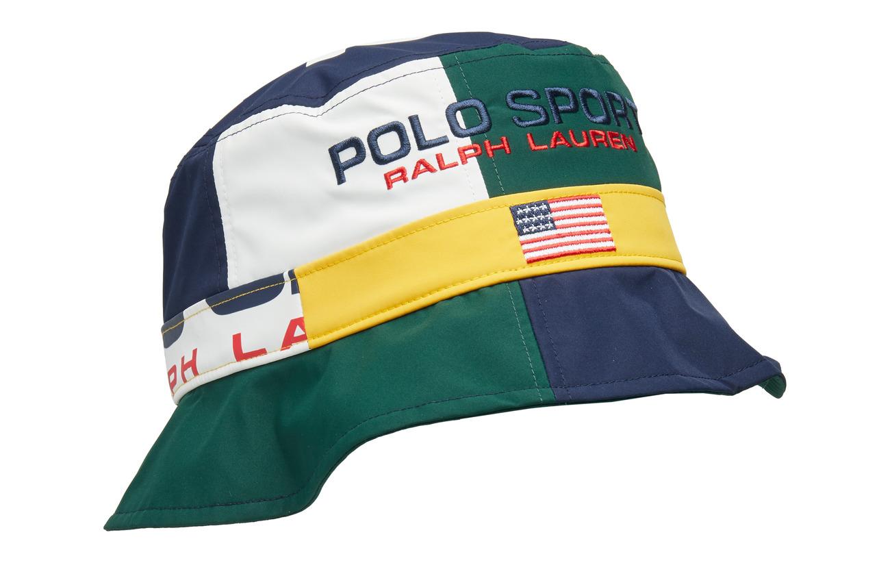 Polo Ralph Lauren Polo Sport Bucket Hat - MULTI