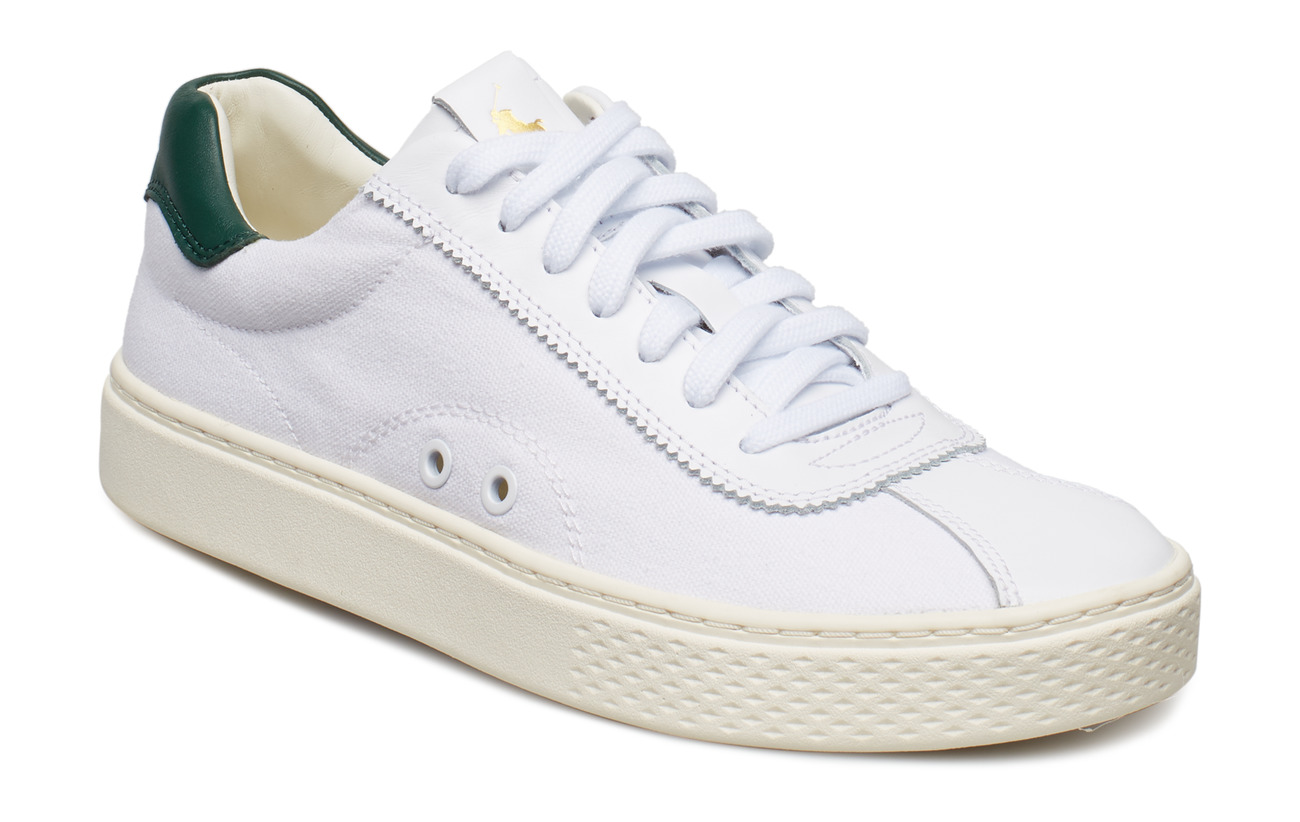 Polo Ralph Lauren Court 100 Leather Sneaker