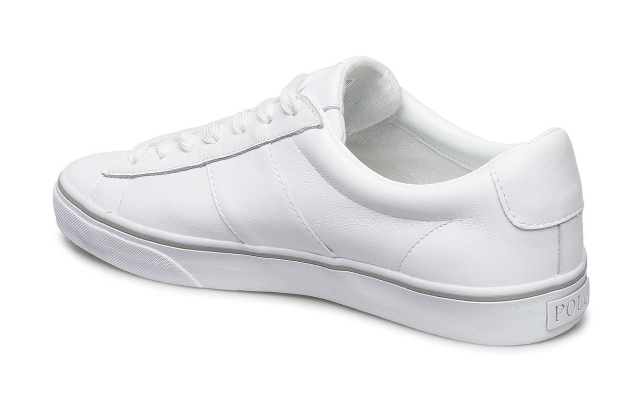 Supérieure Partie Sayer Lauren Polo Calfskin 100 Bright top Ralph Low Outsole Navy Caoutchouc Sneaker Cowleather qwpzvE