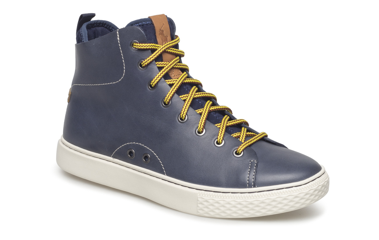 Dleaney Leather Sneaker by Polo Ralph Lauren