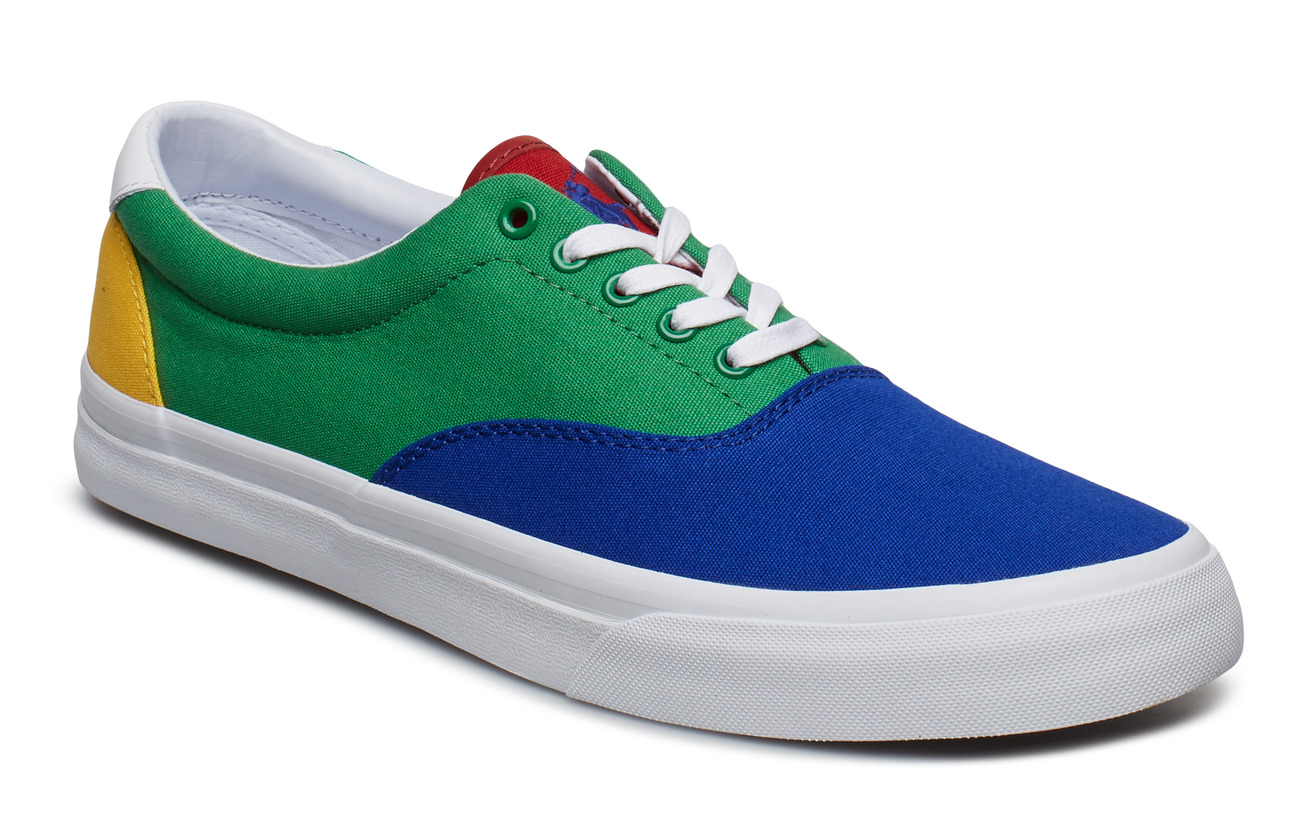 Polo Ralph Lauren Thorton Color-Blocked Sneaker