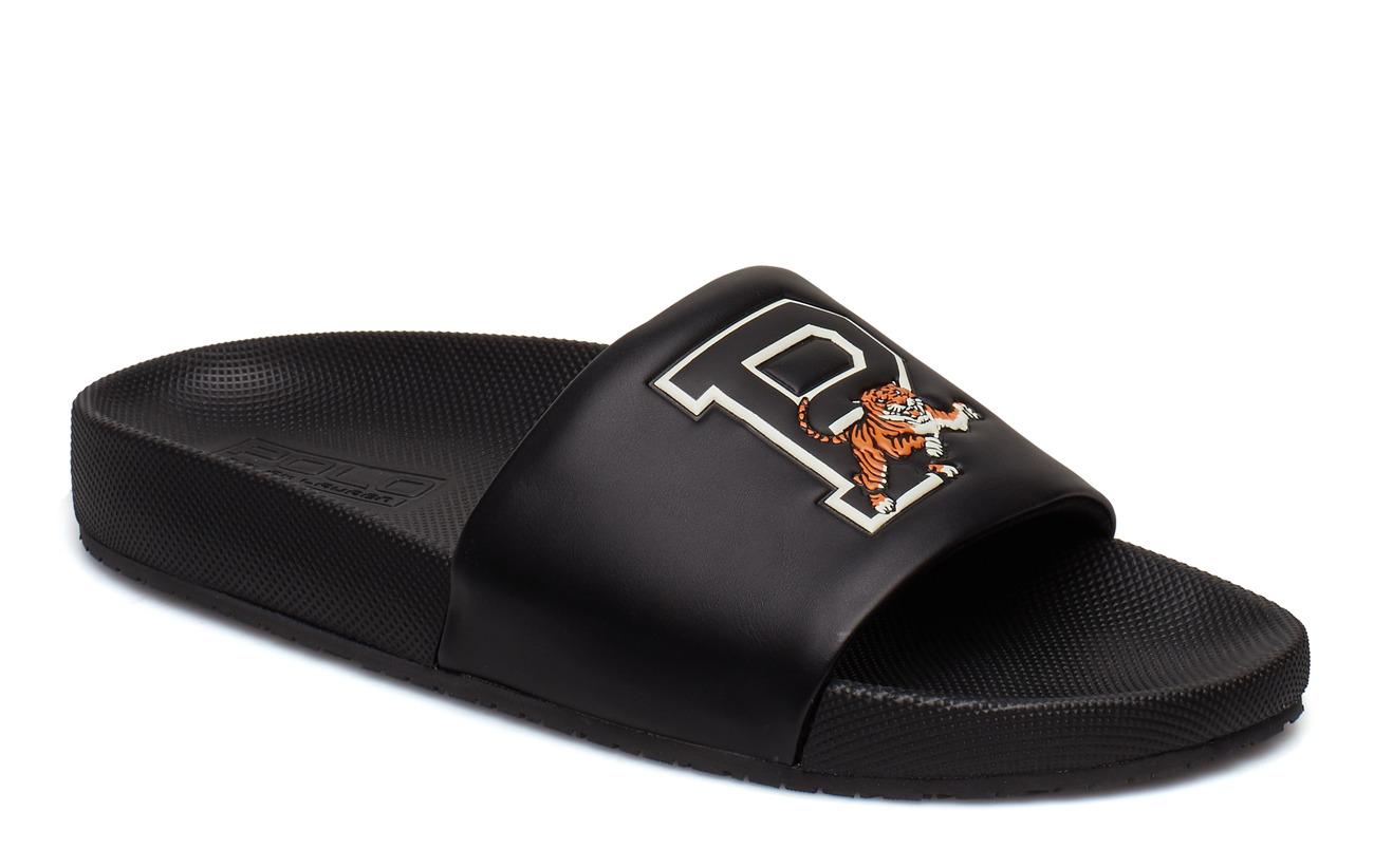 Polo Ralph Lauren Cayson Tiger Pool Slide Sandal