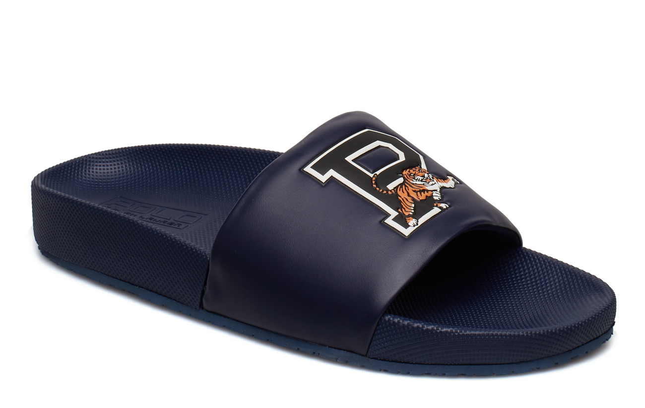 Polo Ralph Lauren Cayson Tiger Pool Slide Sandal