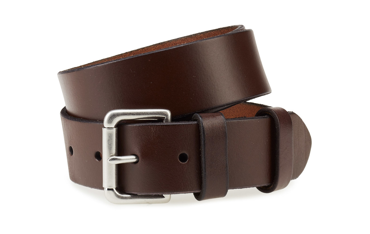 Polo Ralph Lauren Calfskin Leather Belt