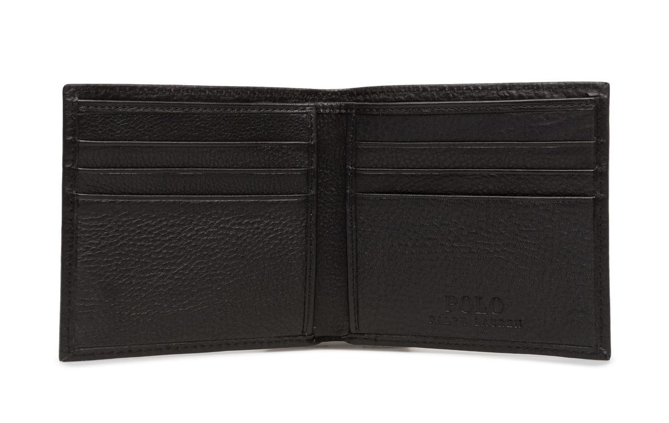 Billfold WalletblackPolo Leather Ralph Lauren PkXZN0O8nw
