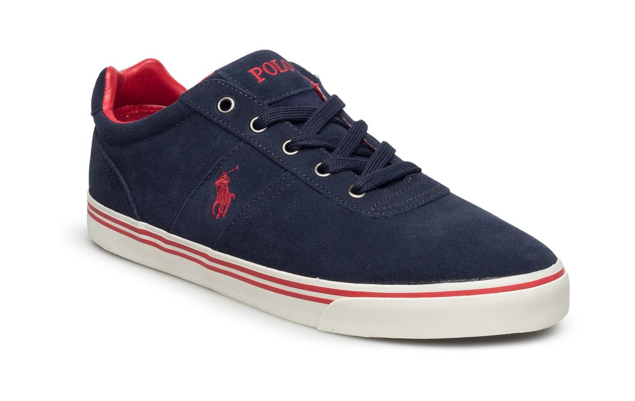 Polo Ralph Lauren Hanford Suede Low-Top Sneaker